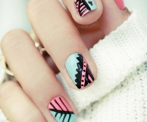 accessories, nail art, and art image