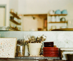 kitchen, hipster, and indie image