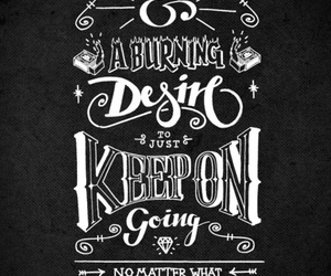 lettering, quotes, and typography image
