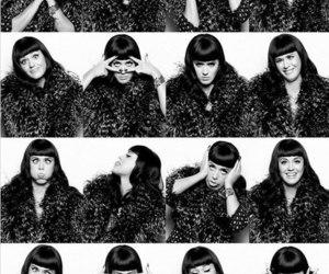 katy perry, black, and katy image