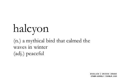greek, halcyon, and mythology image