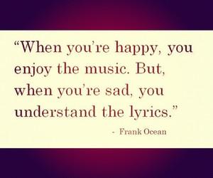 music, Lyrics, and sad image