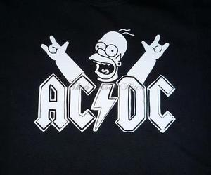 ACDC and rock image