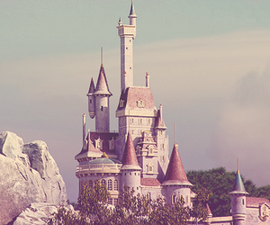 castle, Dream, and fairytale image