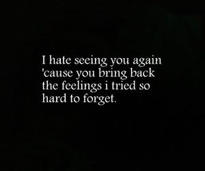 because, text, and feelings image