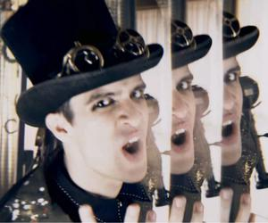 brendon urie, handsome, and mona lisa image