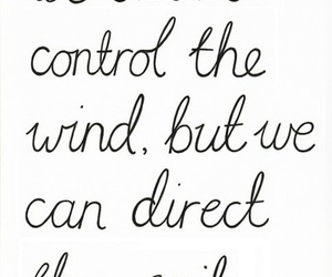 quotes, wind, and sail image