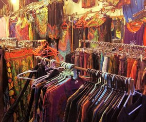 clothes and hippie image