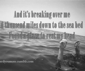 ocean, florence + the machine, and never let me go image