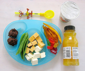 child, whats for lunch?, and food image