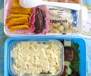 bento, food, and lunch image