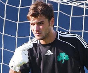 football, greek, and goalkeeper image