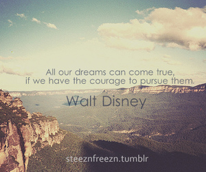 quote and dreams image