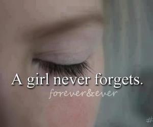 girl, never, and tears image