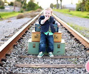 baby, cute, and bags image