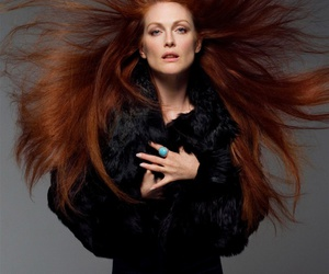 hair, Hot, and julianne moore image