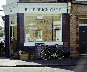 cafe, vintage, and photography image