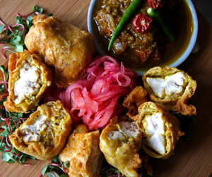 food, indian food, and food photography image