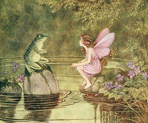 toad and fairy image