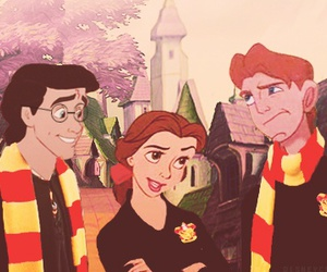 disney, harry potter, and hercules image