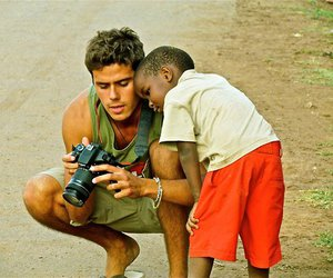 boy, photography, and child image