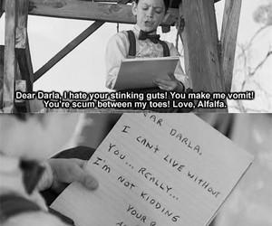 love, alfalfa, and movie image