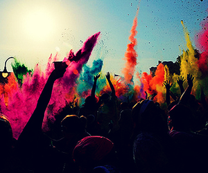 festival of colours image
