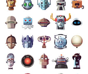 robot and Bender image