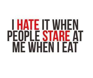 eat, hate, and text image
