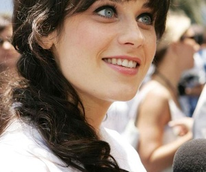 zooey deschanel, hair, and pretty image
