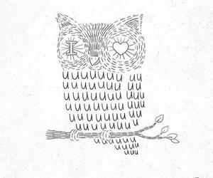 owl and I Love You image
