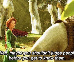 shrek, quote, and fiona image