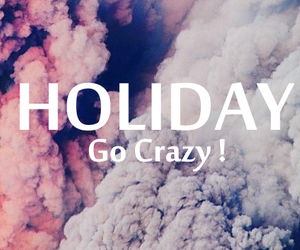 holiday, crazy, and summer image