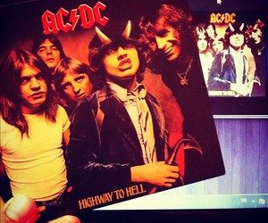 ac dc, ACDC, and music image