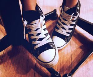 converse and keep walking image