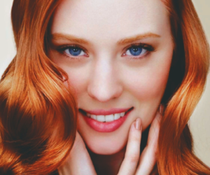 deborah ann woll, true blood, and blue eyes image