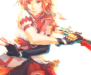 lightning, lightning farron, and final fantasy xiii image