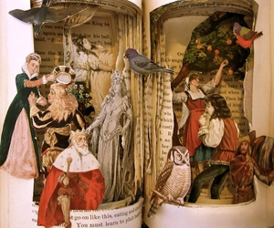 books, grimm, and tales image