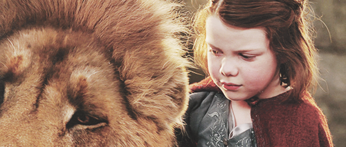 Image about lion in Narnia ♥ by little redhead