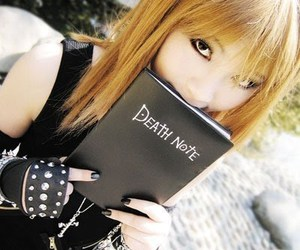 death note, cosplay, and misa image