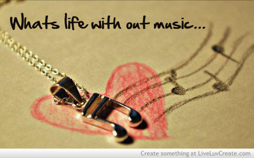 Life Music Love Quotes Quote Inspiring Picture On Favimcom