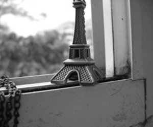 eiffel tower, photography, and paris image