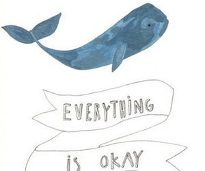 okay, whale, and everything image
