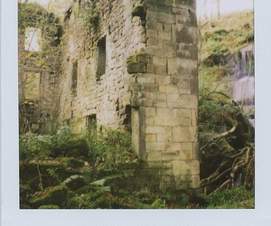 abandoned, yorkshire, and ruin image