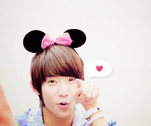gongchan and b1a4 image