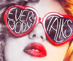 girl and everybody talks image