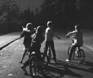 kids, child, and bike image