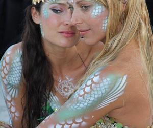 beauty, gorgeus, and mermaid image