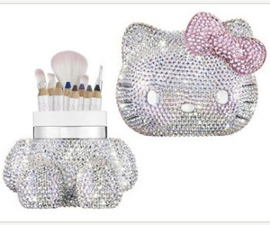 bling, Brushes, and hello image