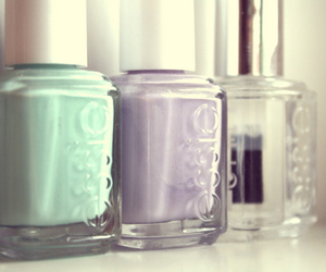 girly, pastel, and essie image